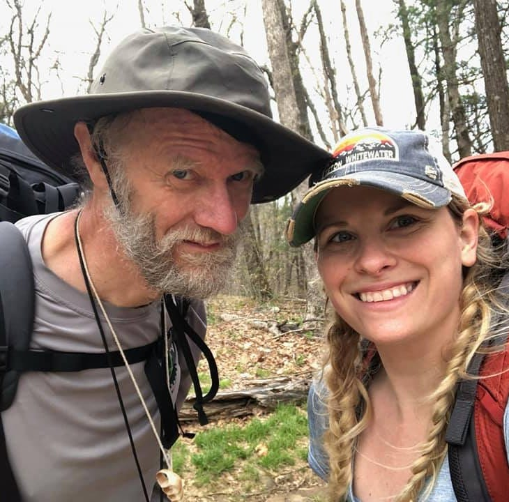 Despite murder on Appalachian Trail, Cranberry's Joseph White doesn't fear for safety as he continues northward