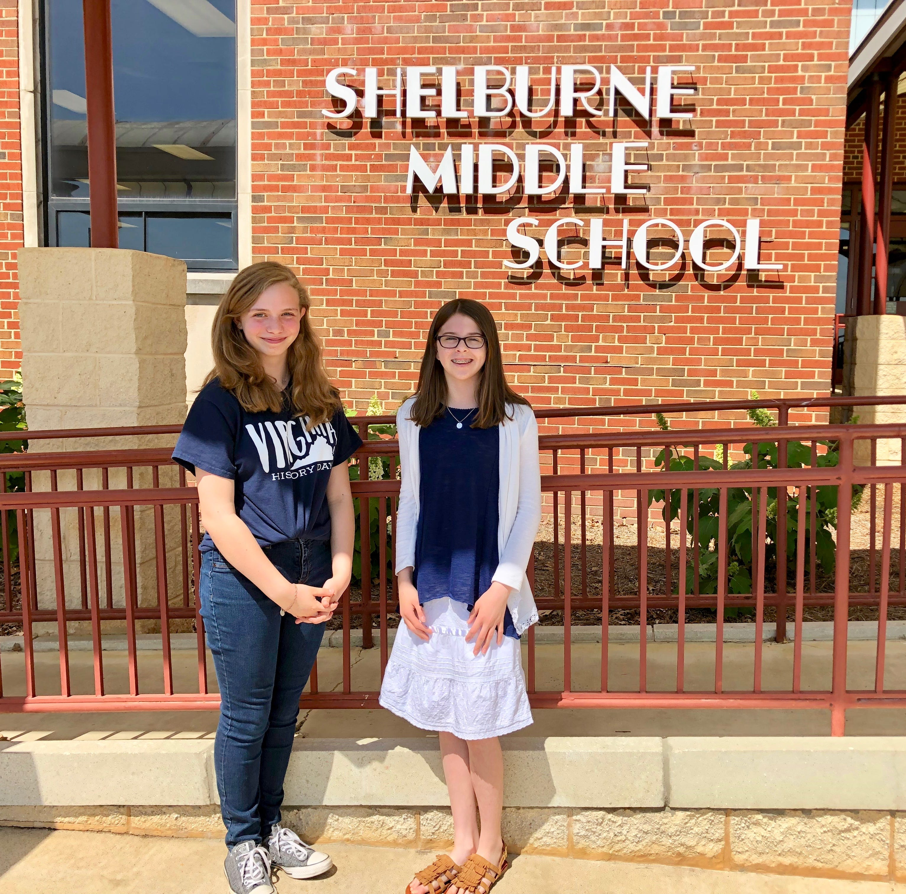 'College-level research' lands seventh graders a spot at national history competition