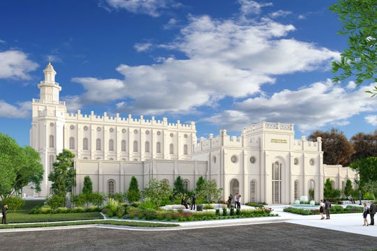 The Church of Jesus Christ of Latter-day Saints revealed specific renovation plans for the St. George Temple, which will close in November 2019 and reopen 2022.