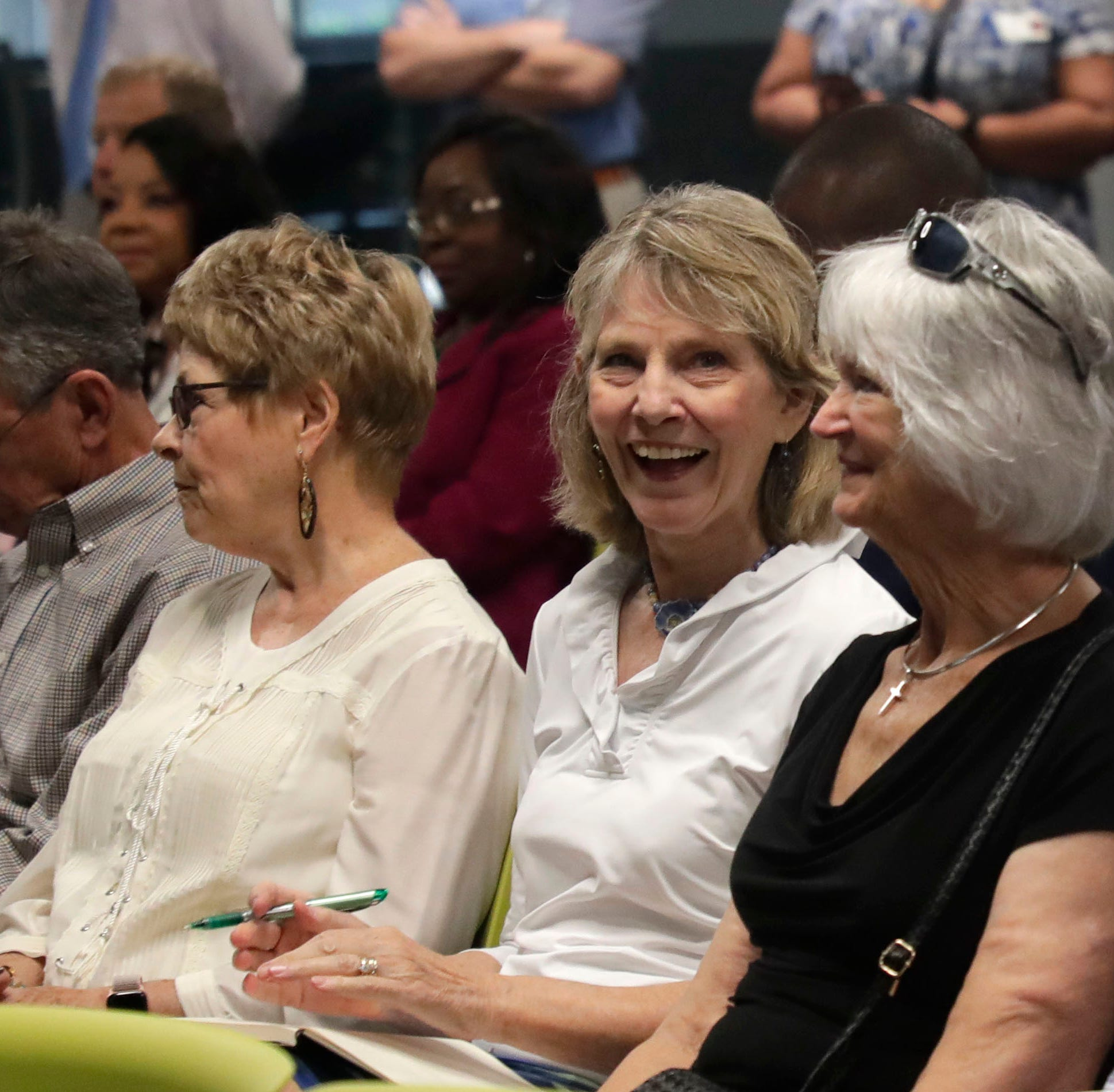 Greenville-inspired community conversation draws attention to update downtown master plan