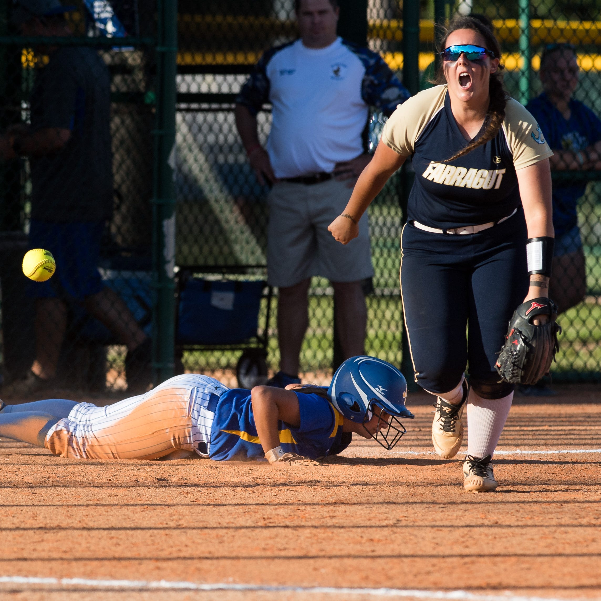 John Carroll Catholic softball can't rally as it falls in Class 3A state championship game