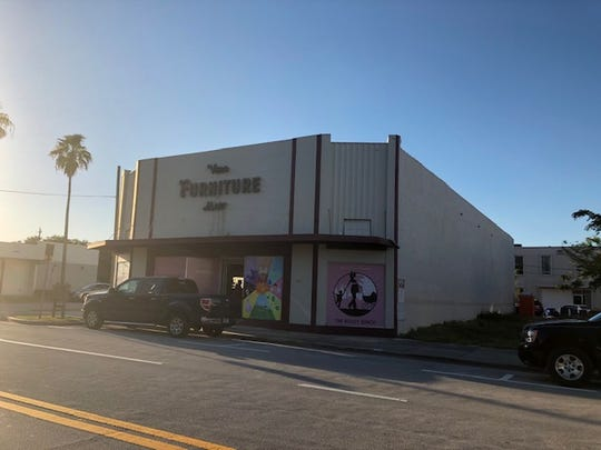 The site of the old Vero Furniture Mart on 21st Street in downtown Vero Beach will serve as the Buggy Bunch's new Family Education Center. The interior demolition has been completed and construction is expected to begin in June.
