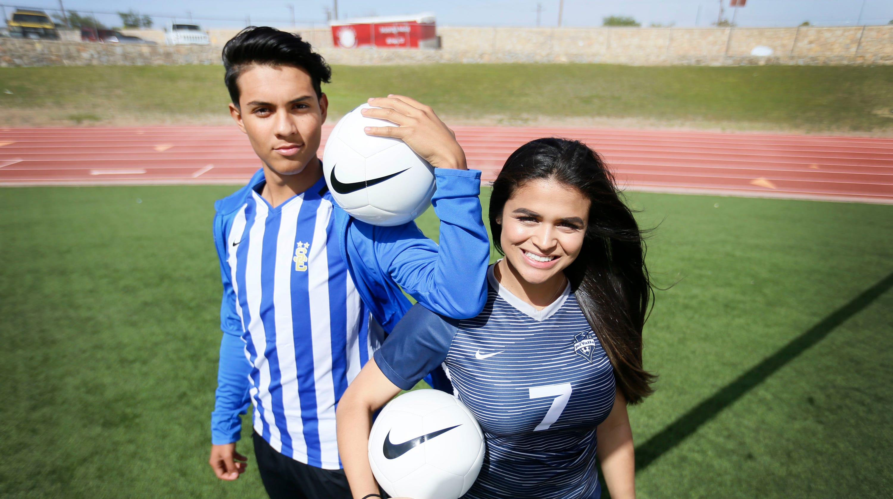 El Paso All City Soccer Defenders Of Year From Del Valle