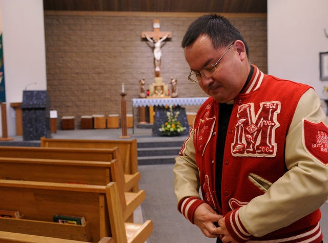 Dinuba priest on leave after sex abuse claims