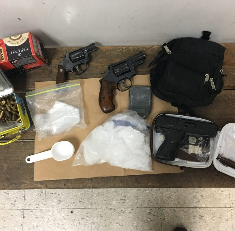 Four people linked to meth sales in Visalia, one arrested