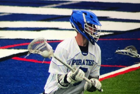 Pearl River senior Timothy Zimnoch was voted lohud player of the week after getting seven goals and five assists in a pair of playoff games.