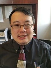 Dr. Rick Hong is the medical director for the Delaware Division of Public Health.