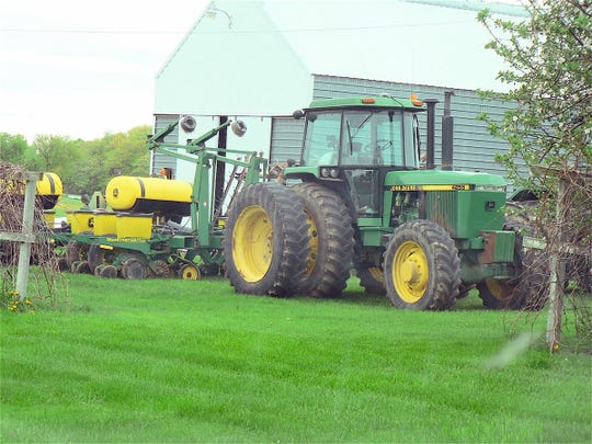 Farmers will be anxious to get corn planted after last year's challenges.