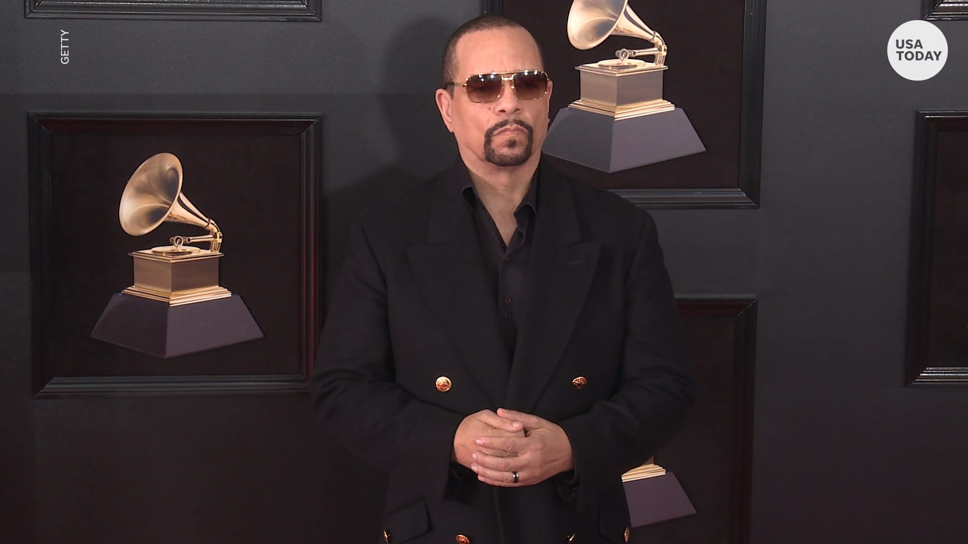 Ice T tweets he almost shot Amazon delivery driver at his home