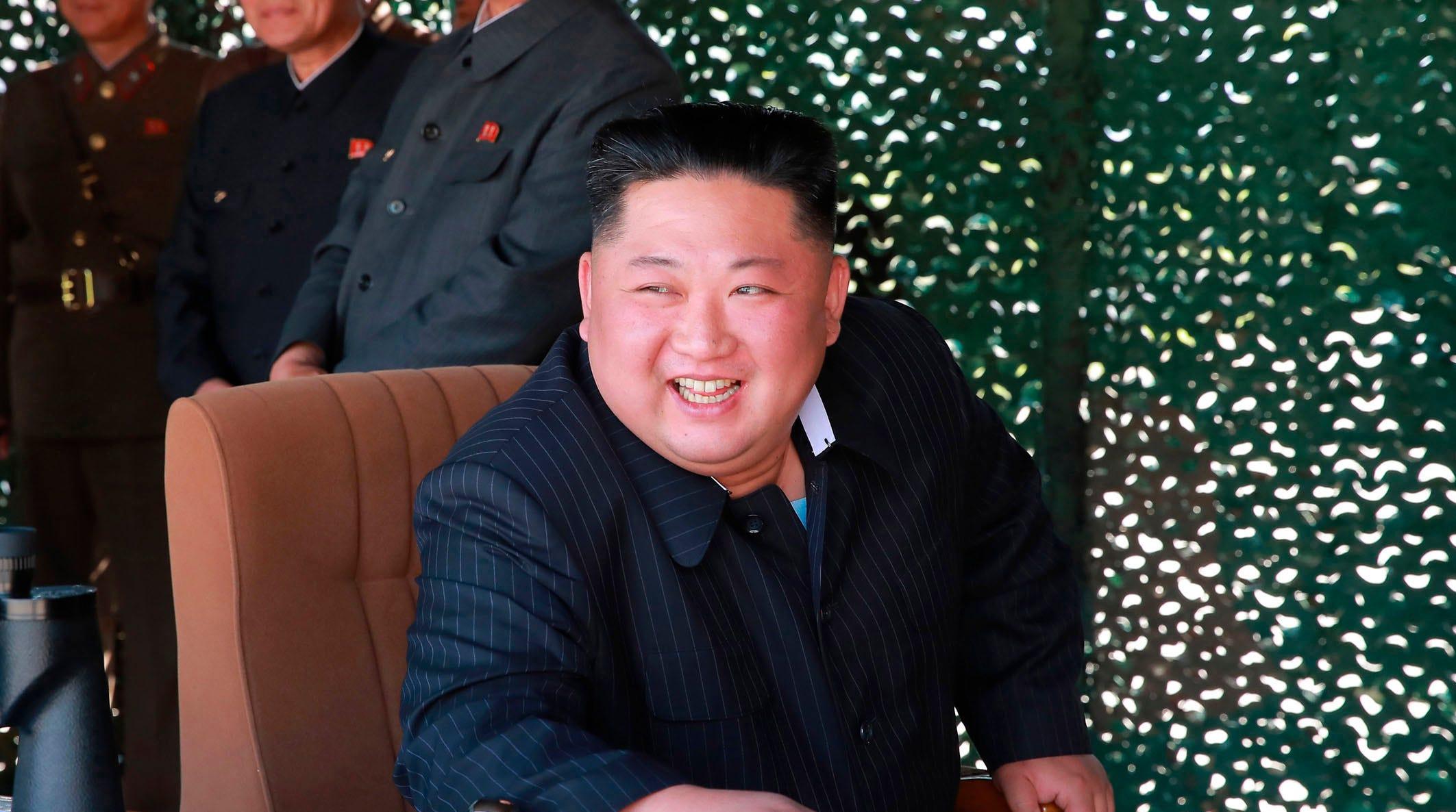 North Korea calls Joe Biden 'fool of low IQ' over his criticism of Kim Jong Un