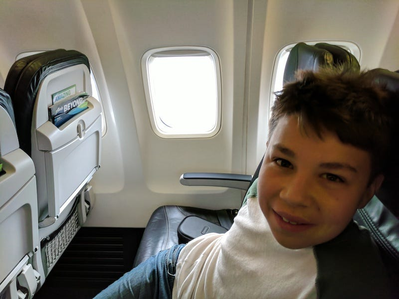 Travel with kids: Avoid these mistakes when flying with your family