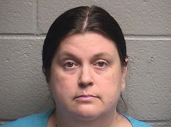 This photo provided by the Orange County Sheriff's Office, in North Carolina, shows Kristen Thompson.