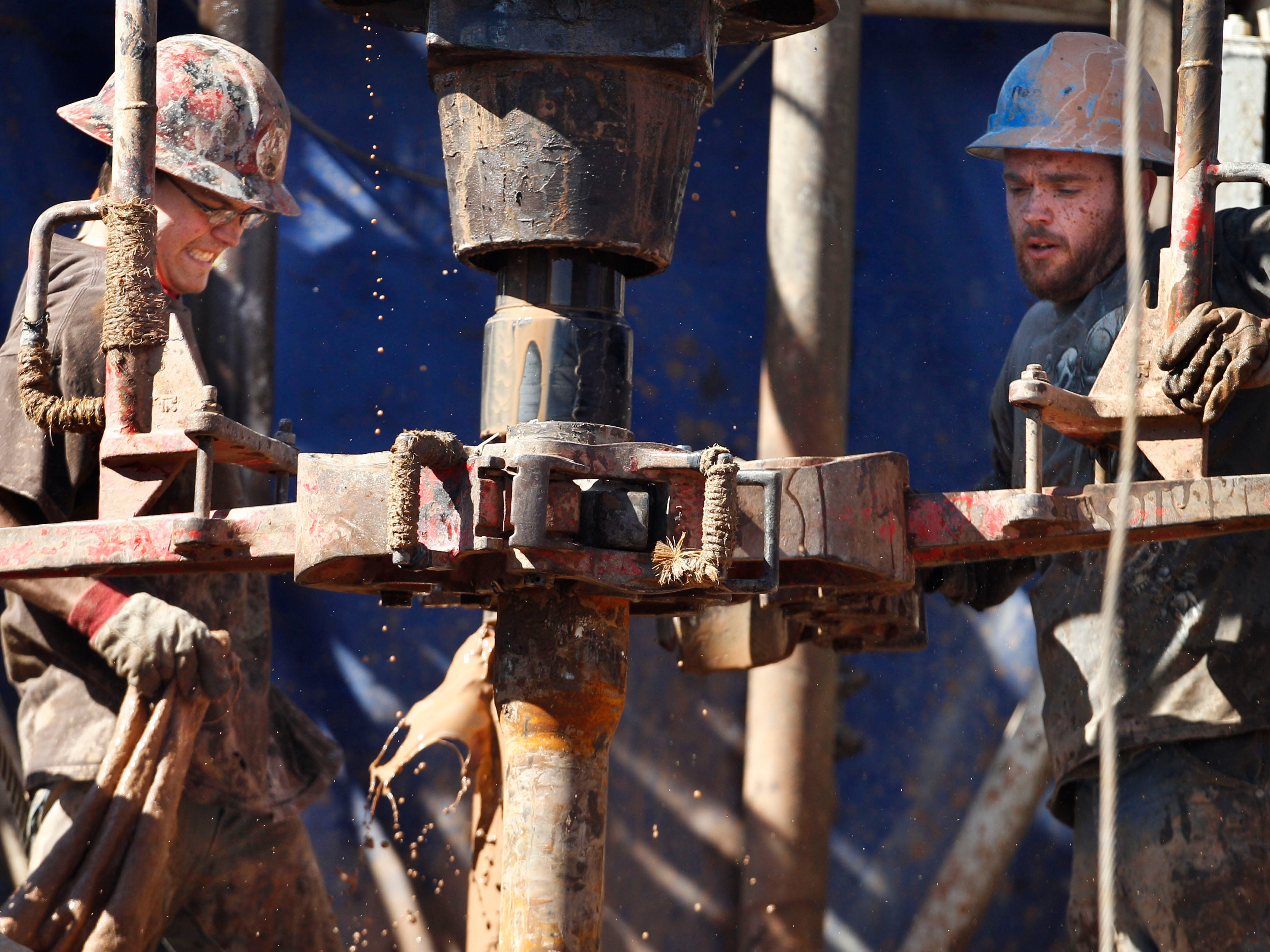 Natural gas and oil industry is a solid, long-term investment