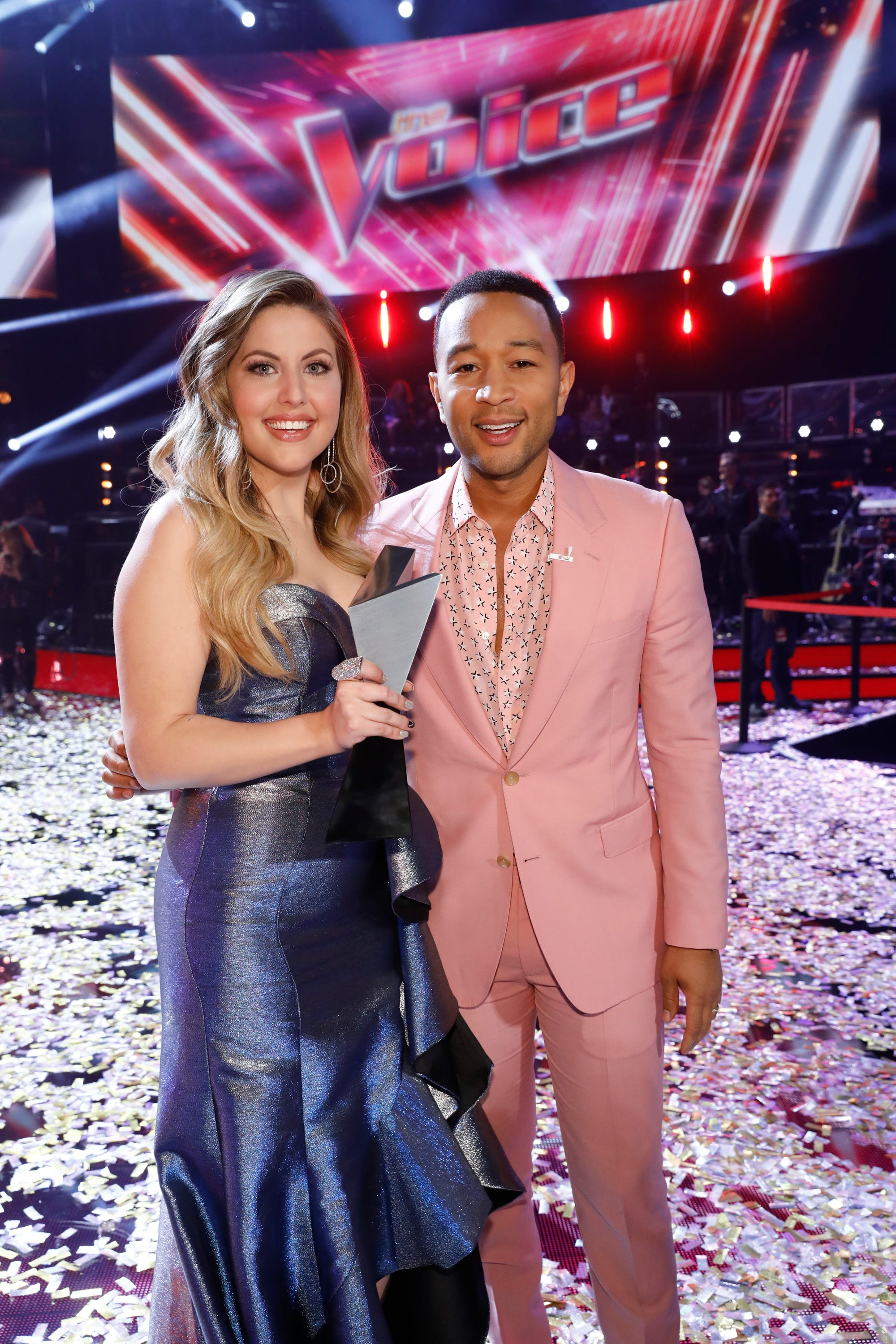 The voice usa 2020 winner