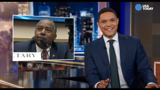 Noah describes new Ben Carson housing initiative — a cookie you can live in