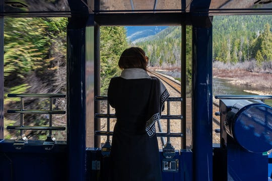 Experience a truly mindful trip onboard Rocky Mountaineer.
