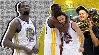 SportsPulse: Yes, Kevin Durant has been an instrumental part in the Warriors last two titles. No, he was never needed for the Warriors dynasty to become a dynasty.