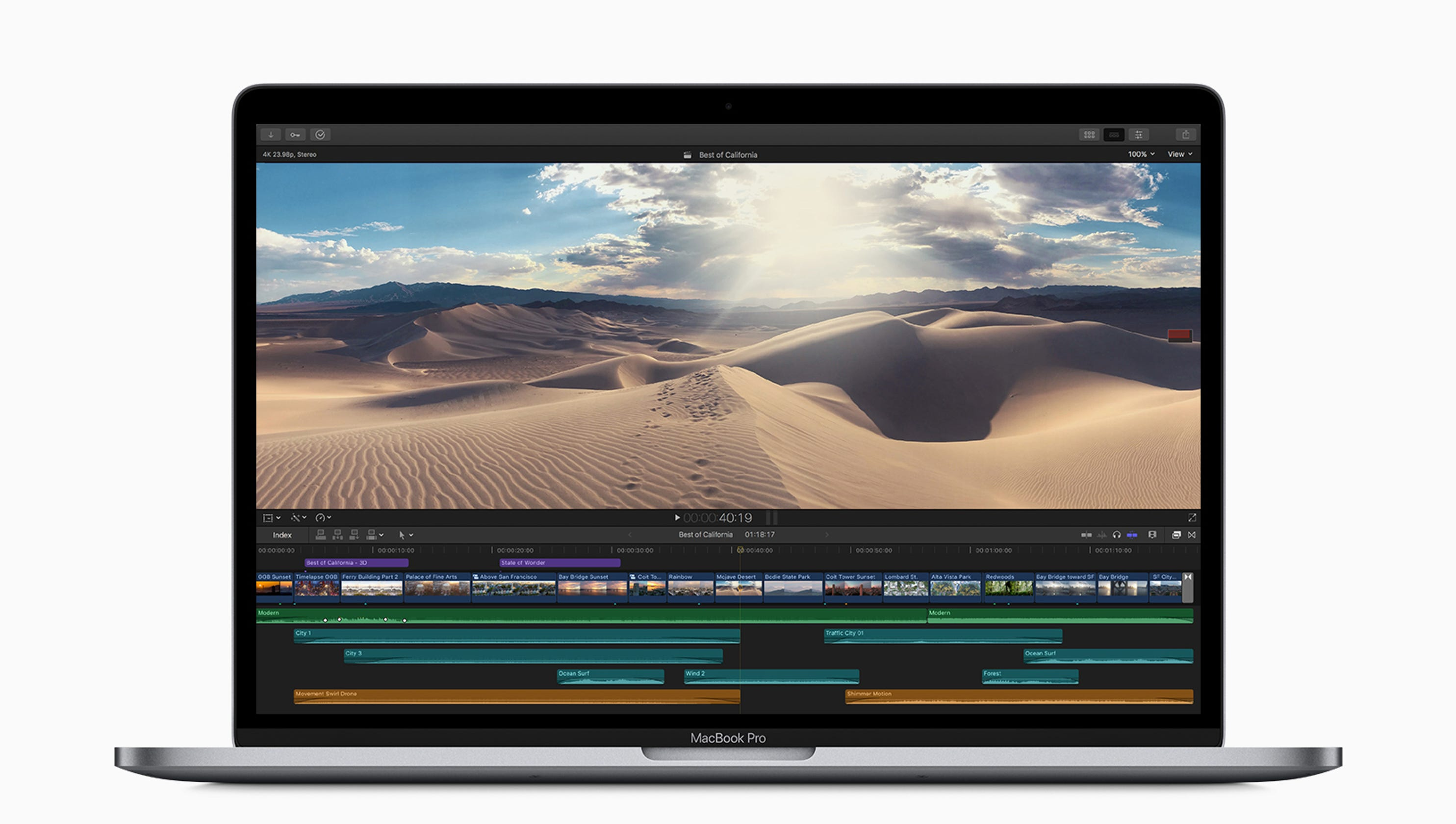 Have sticky, broken keys on your MacBook? Apple may fix it