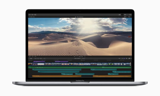 Now with an 8-core processor, the 15-inch MacBook Pro is the fastest Mac notebook ever, according to Apple.