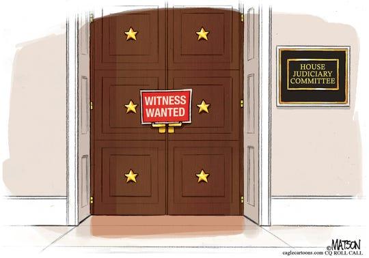 Democratic investigations.