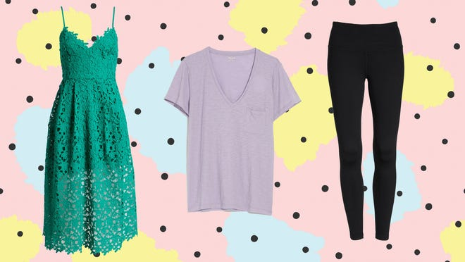 Nordstrom's half yearly sale is here and we need everything.