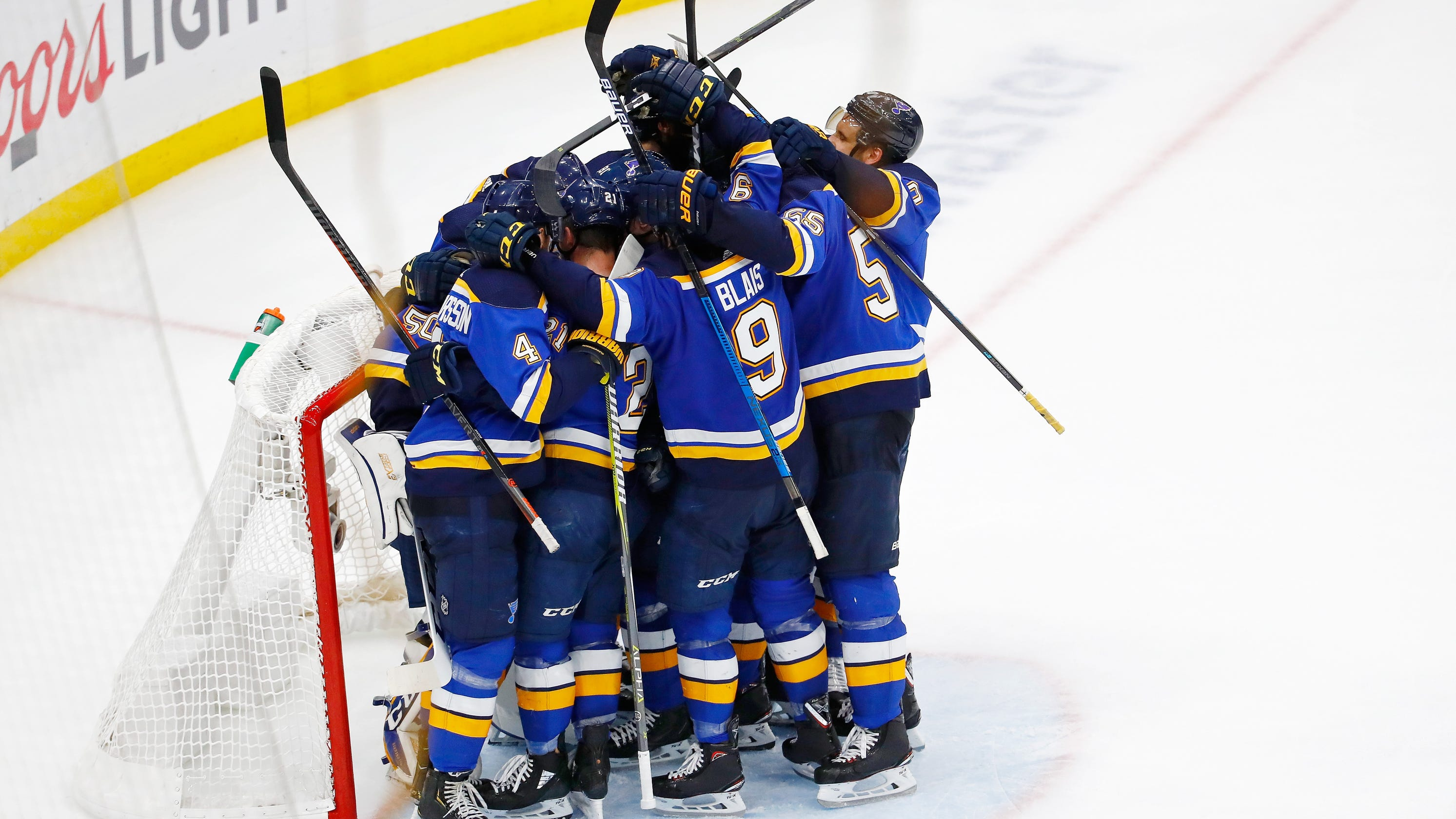 85a500c70 Stanley Cup NHL playoffs  Five keys to winning Blues-Bruins series