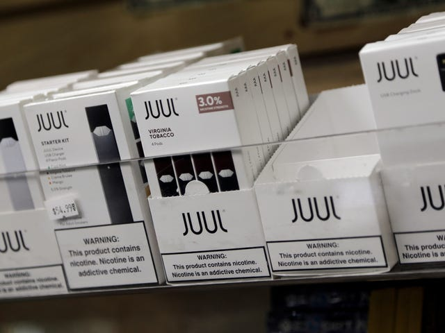 Why Big Tobacco and JUUL are lobbying to raise the smoking age