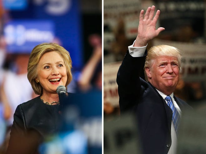Opinion polls wrongly predicted the outcome of the 2016 presidential election between President Donald Trump and his opponent Hillary Clinton.