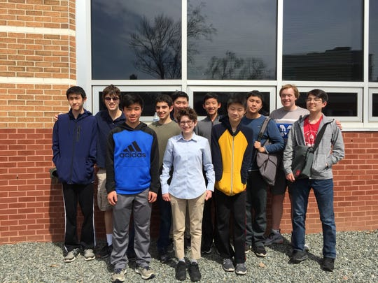 "Super-smart high schoolers, including from Millburn High School from New Jersey are in Atlanta this weekend for the ""Super Bowl of the mind."""