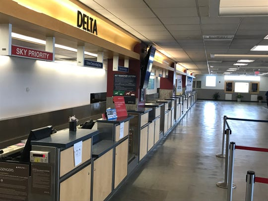 Delta is the sole remaining service provider at Greater Binghamton Airport