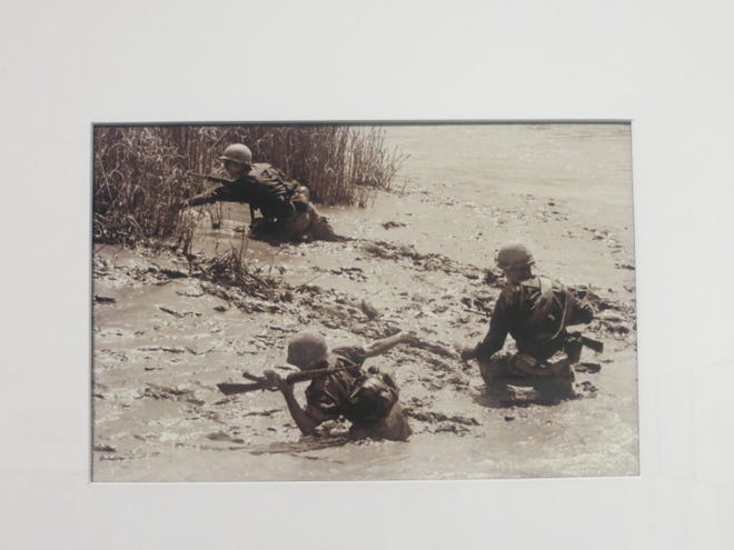 """Thirty photos taken by N.C. veterans of the Vietnam War make up """"A Thousand Words: Photographs by Vietnam Veterans,"""" which opened at the Mountain Gateway Museum on May 24 and runs through Jan. 5, 2020."""