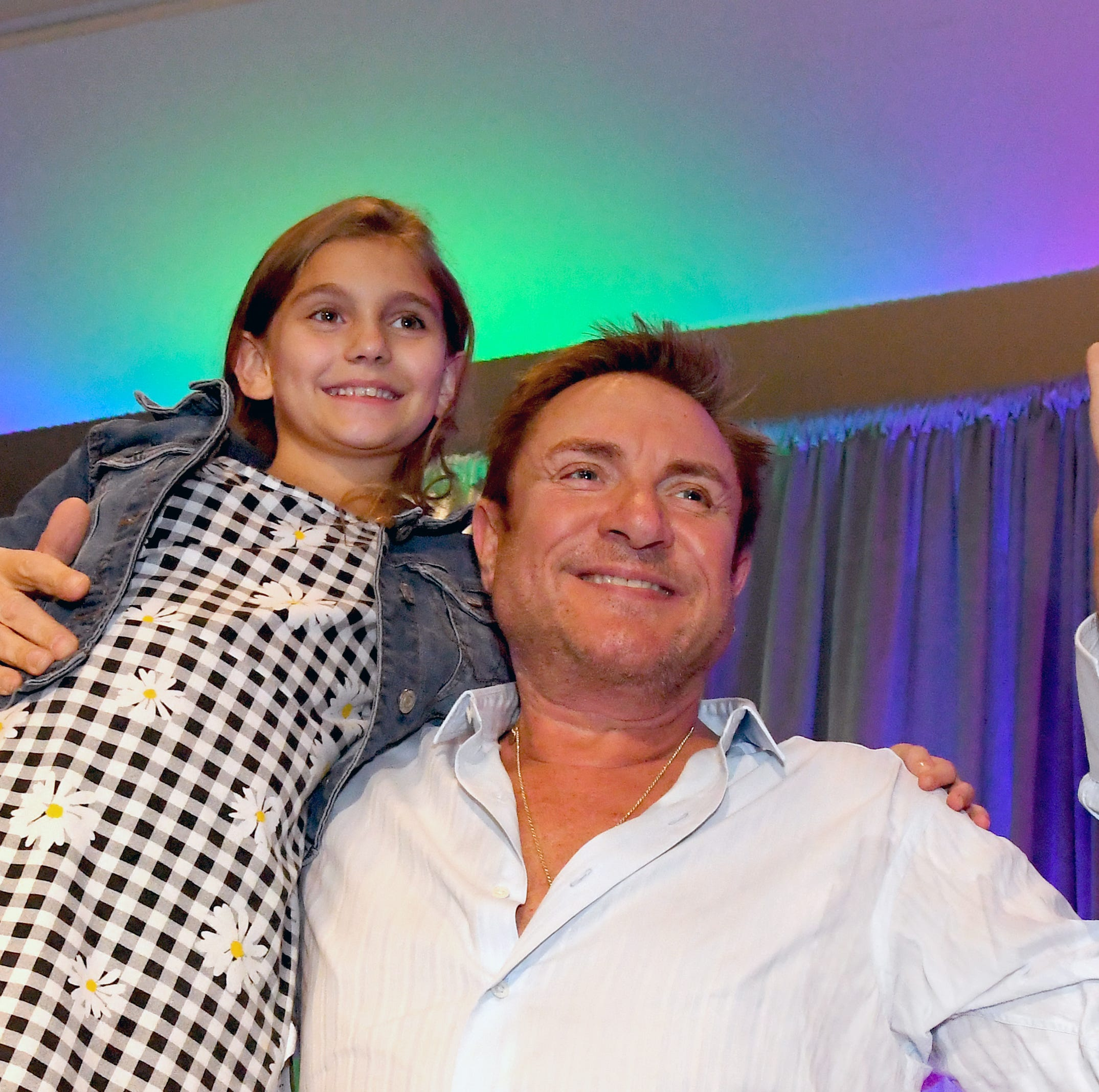 Her name is Rio: Simon Le Bon of Duran Duran explains 'Rio' song to 9-year-old girl named Rio