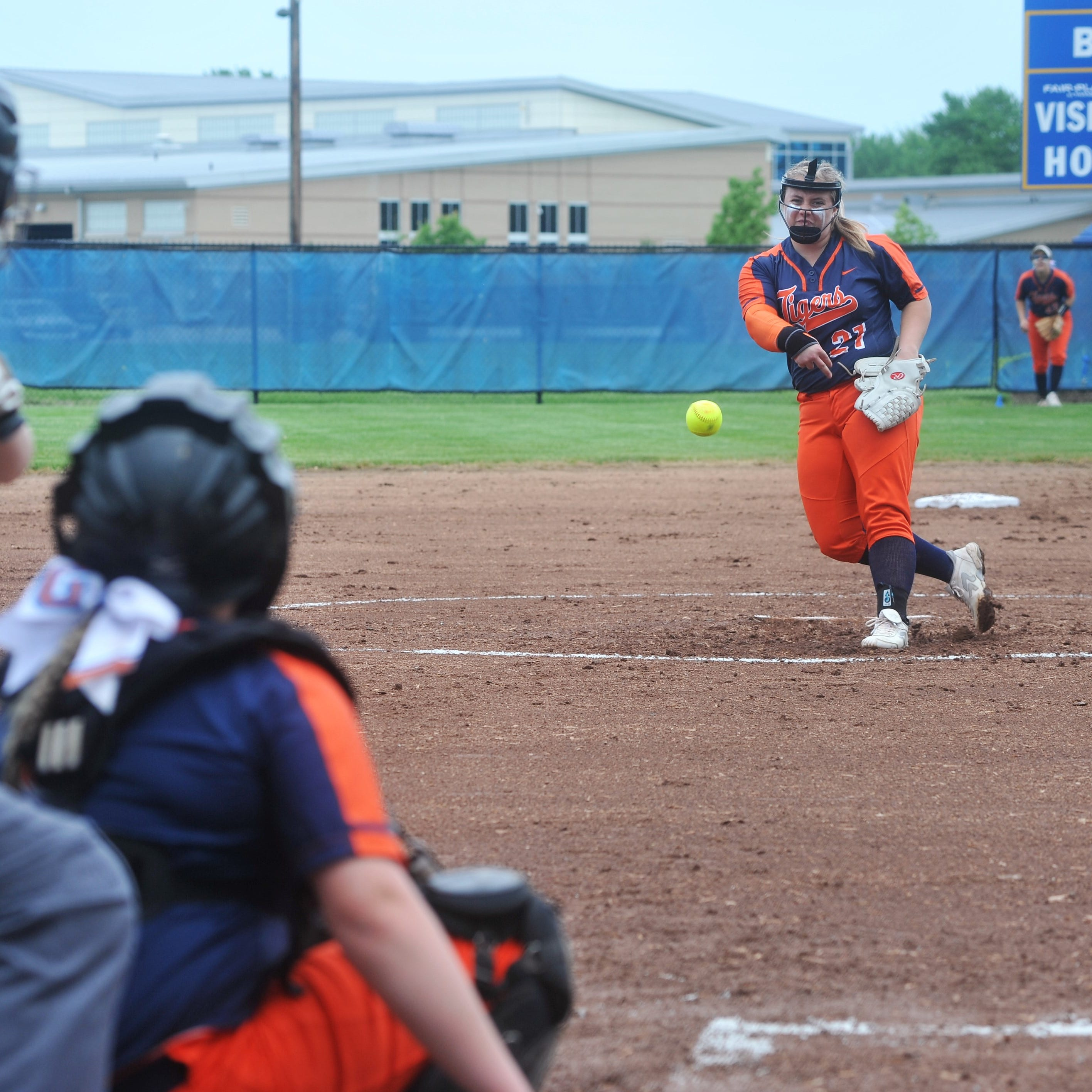 Semifinal shutout: Galion blanks Fairview, will face Cardington for regional title
