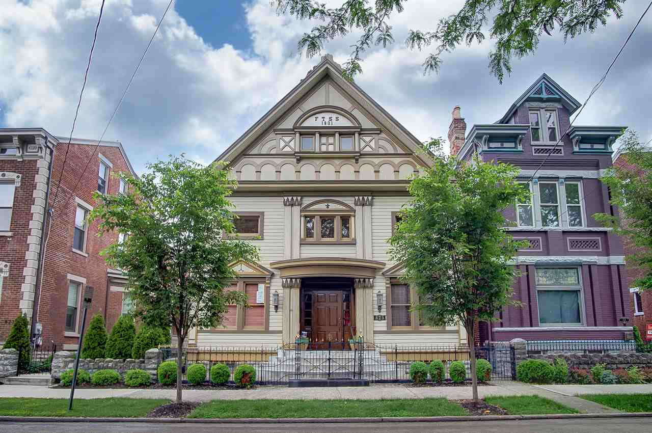 On the Market: Converted church in Newport's East Row Historic District