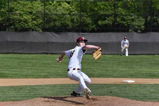 William Henkel will get the ball for Turpin in the district final against Badin. In his first varsity season, the sophomore is 3-3 with a 3.71 ERA.