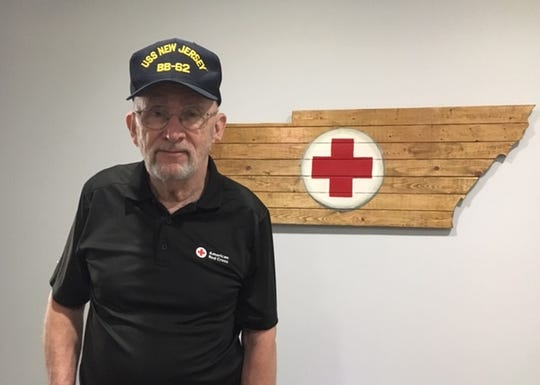 Clarksville Red Cross volunteer heads to Oklahoma for