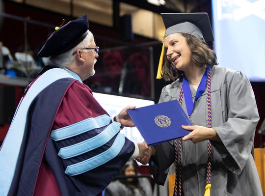 On Thursday, May 23 Middlesex County College held its 2019 graduation ceremony at Rutgers Athletic Center in Piscataway.