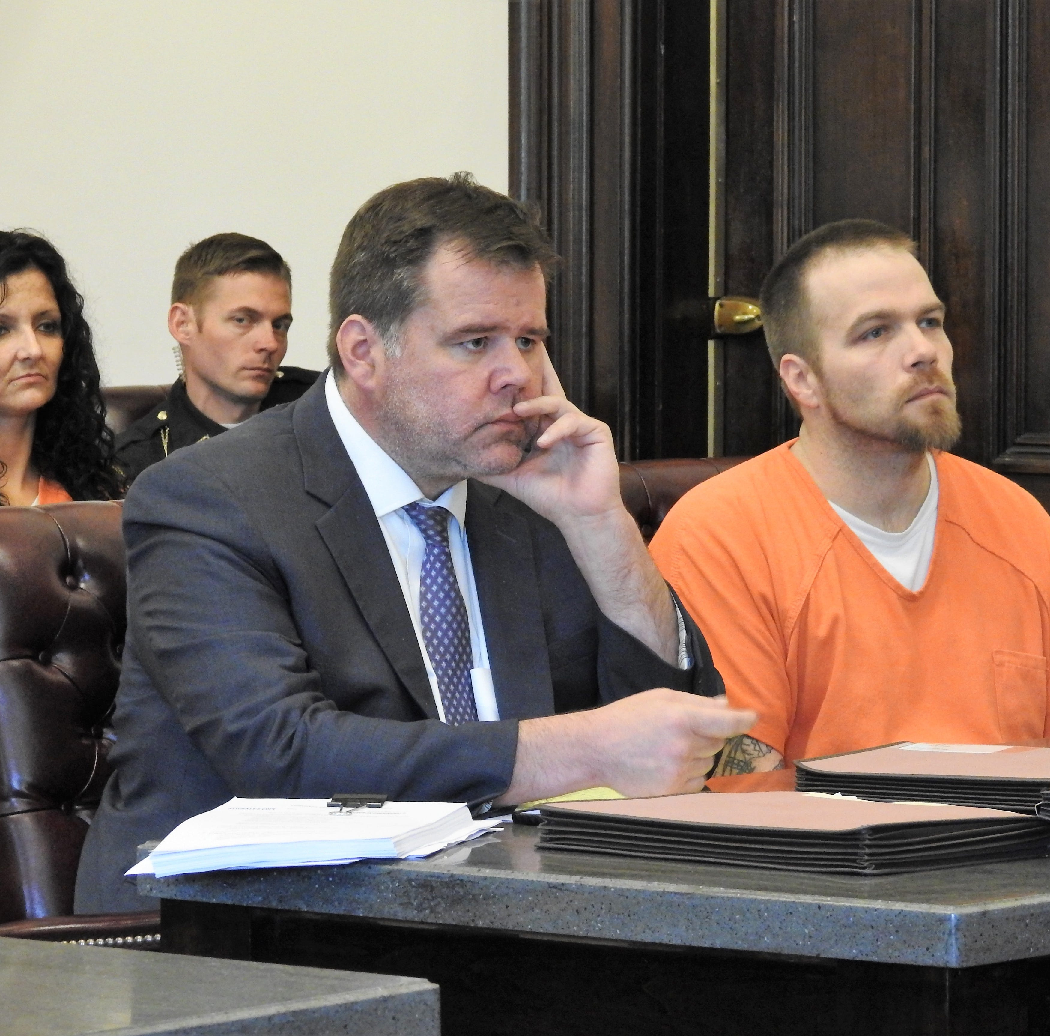 Turner receives four years in prison for burglaries