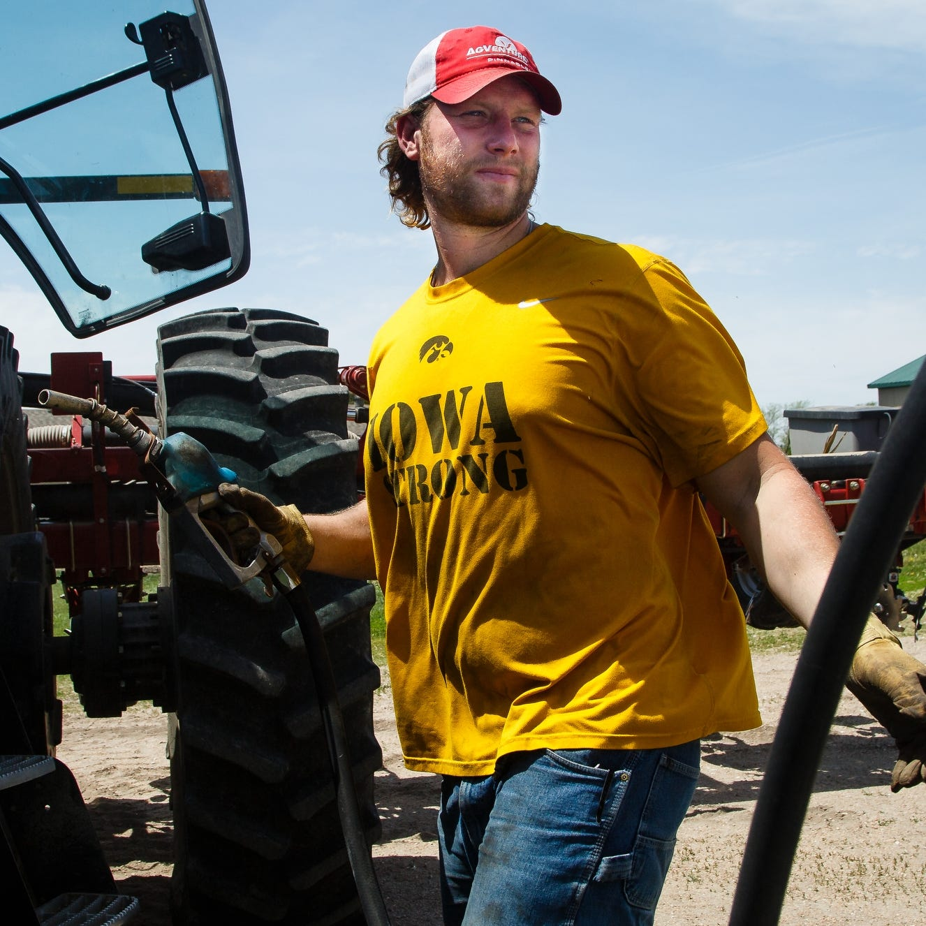 Leistikow: Inside the new life and mind of Drew Ott, an incomparable, hard-luck Hawkeye