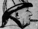 From 1930: Will Burnett, shown on his 71st birthday in the Oct. 9, 1930 Des Moines Register. That year marked 36 years as chief of the Des Moines Fire Department for Burnett.