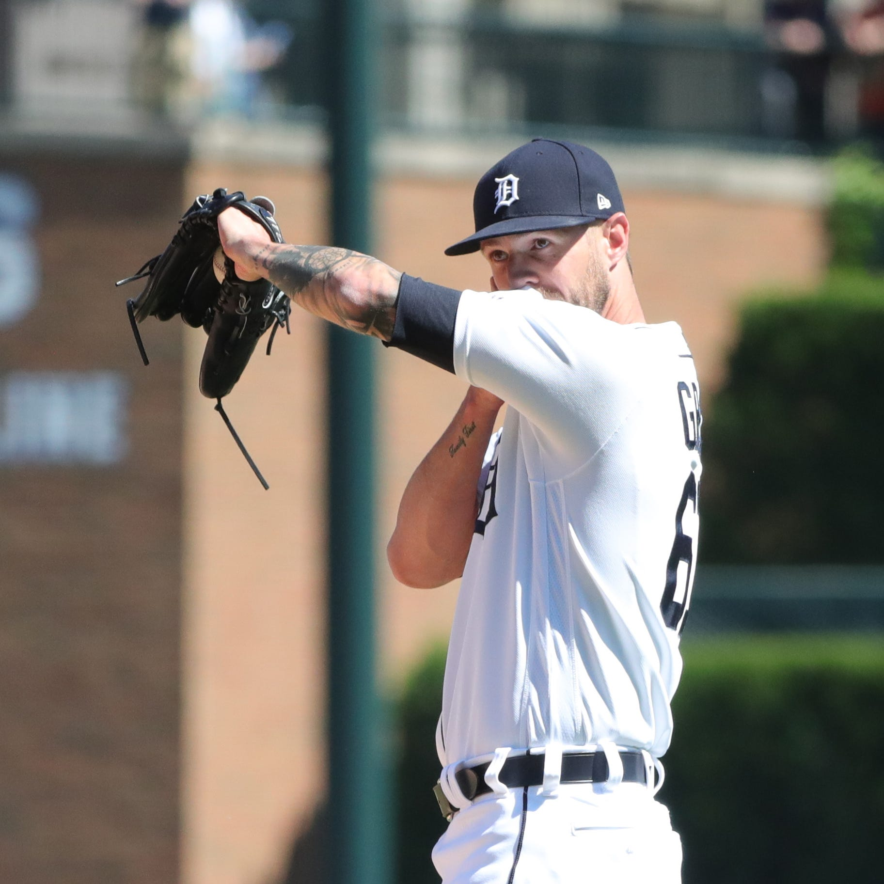 Detroit Tigers' find new way to extend losing streak: Shane Greene's first blown save