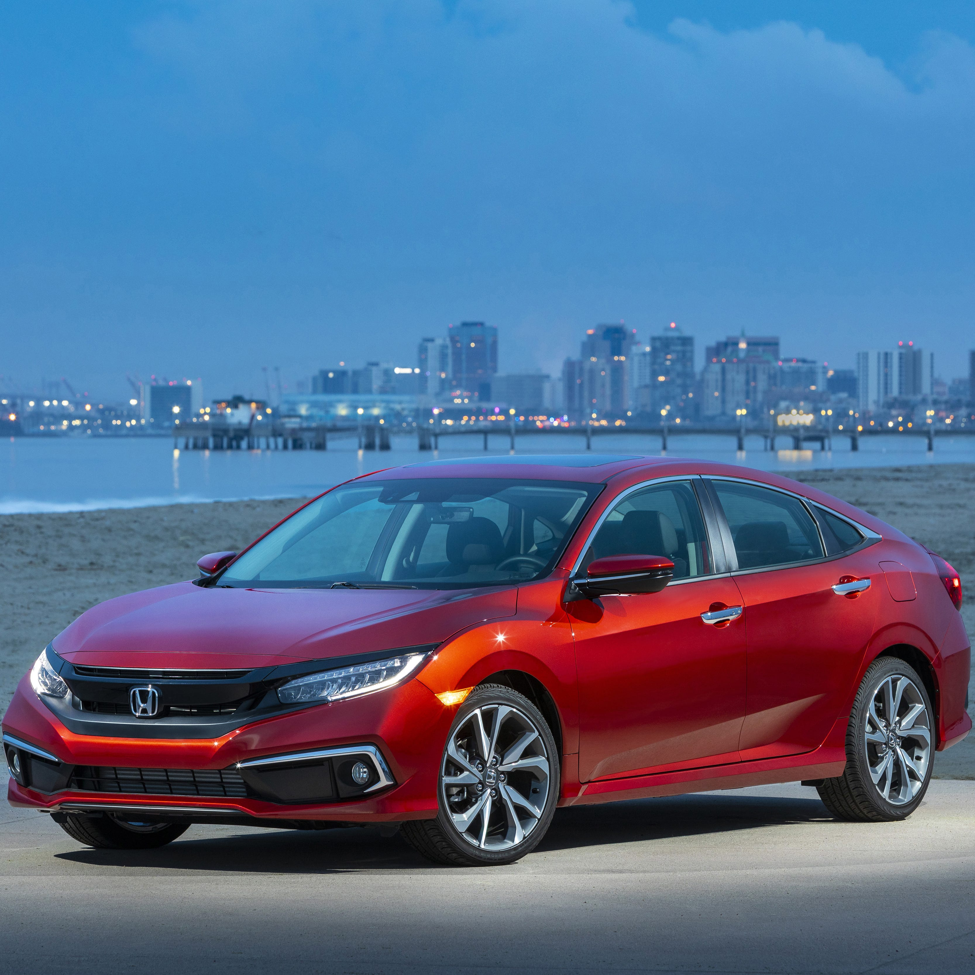 Honda has a reason to fight for sedans