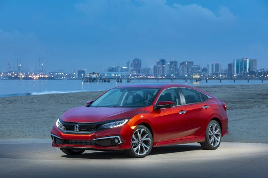 Honda thinks sedans like the 2019 Civic help it appeal to growing demographic groups like Hispanics and Asians.