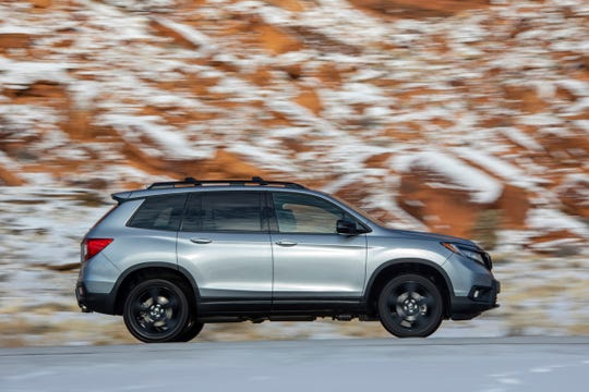 Honda is adding SUVs like the 2019 Honda Passport to its lineup.