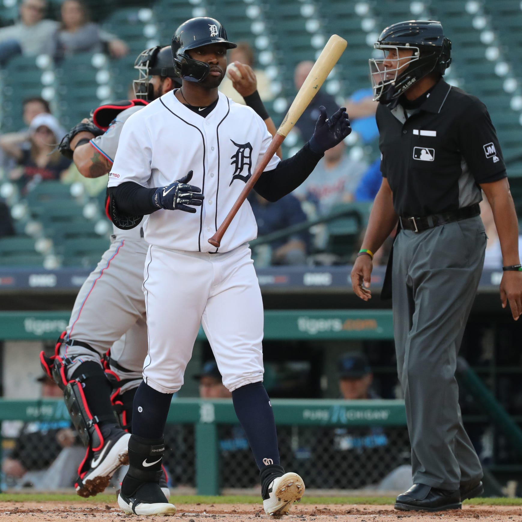 Detroit Tigers observations: A rare lead evaporates, ugly skid continues