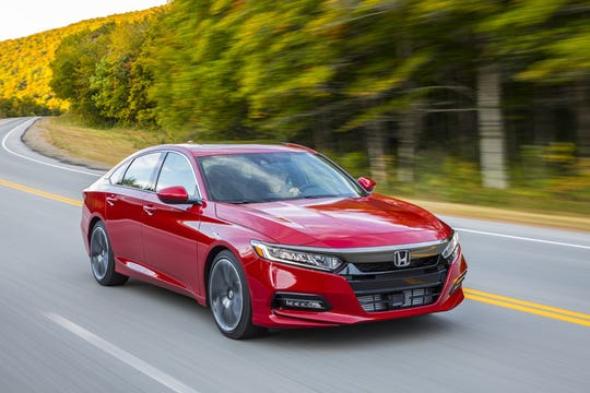 The Honda Accord sedan is one of the brand's cornerstone vehicles.