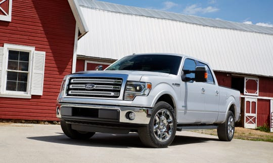 In the J.D. Power 2017 U.S. Vehicle Dependability Study, the 2014 Ford F-150 finished first in the Large Light Duty Pickup category.