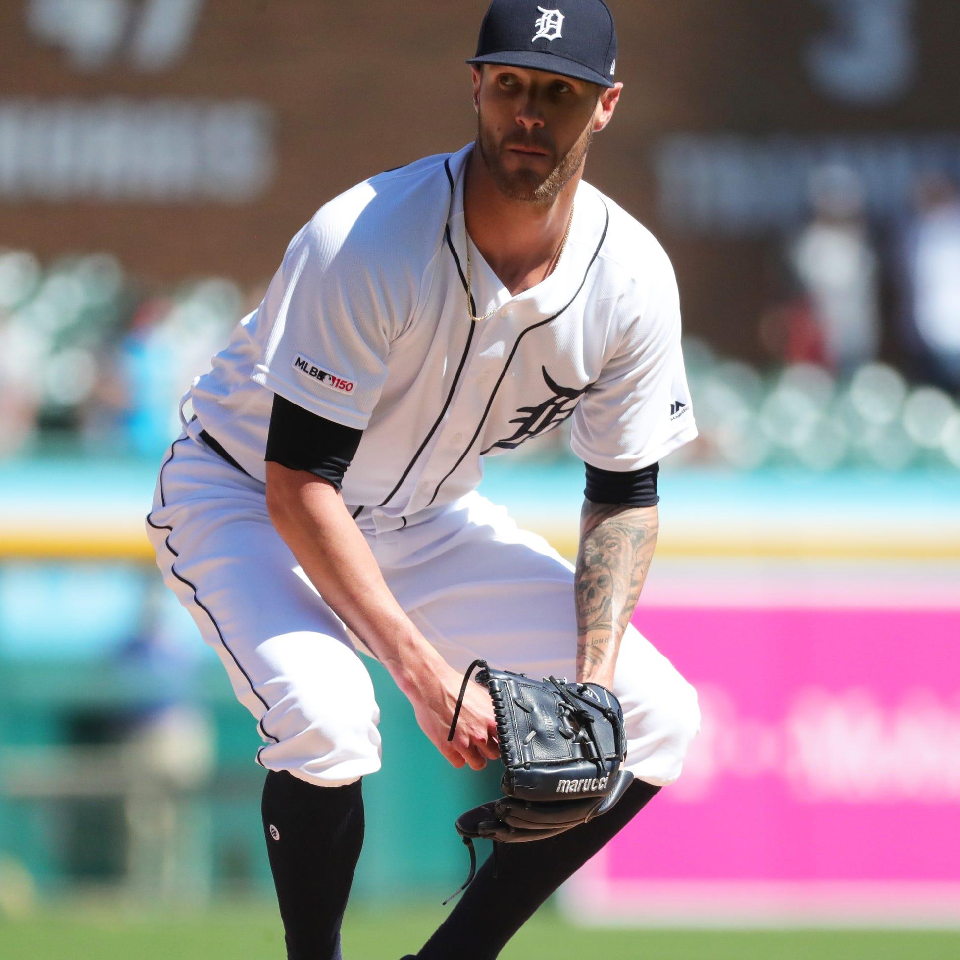 Detroit Tigers closer Shane Greene's save streak slams to a halt in 5-2 loss to Marlins