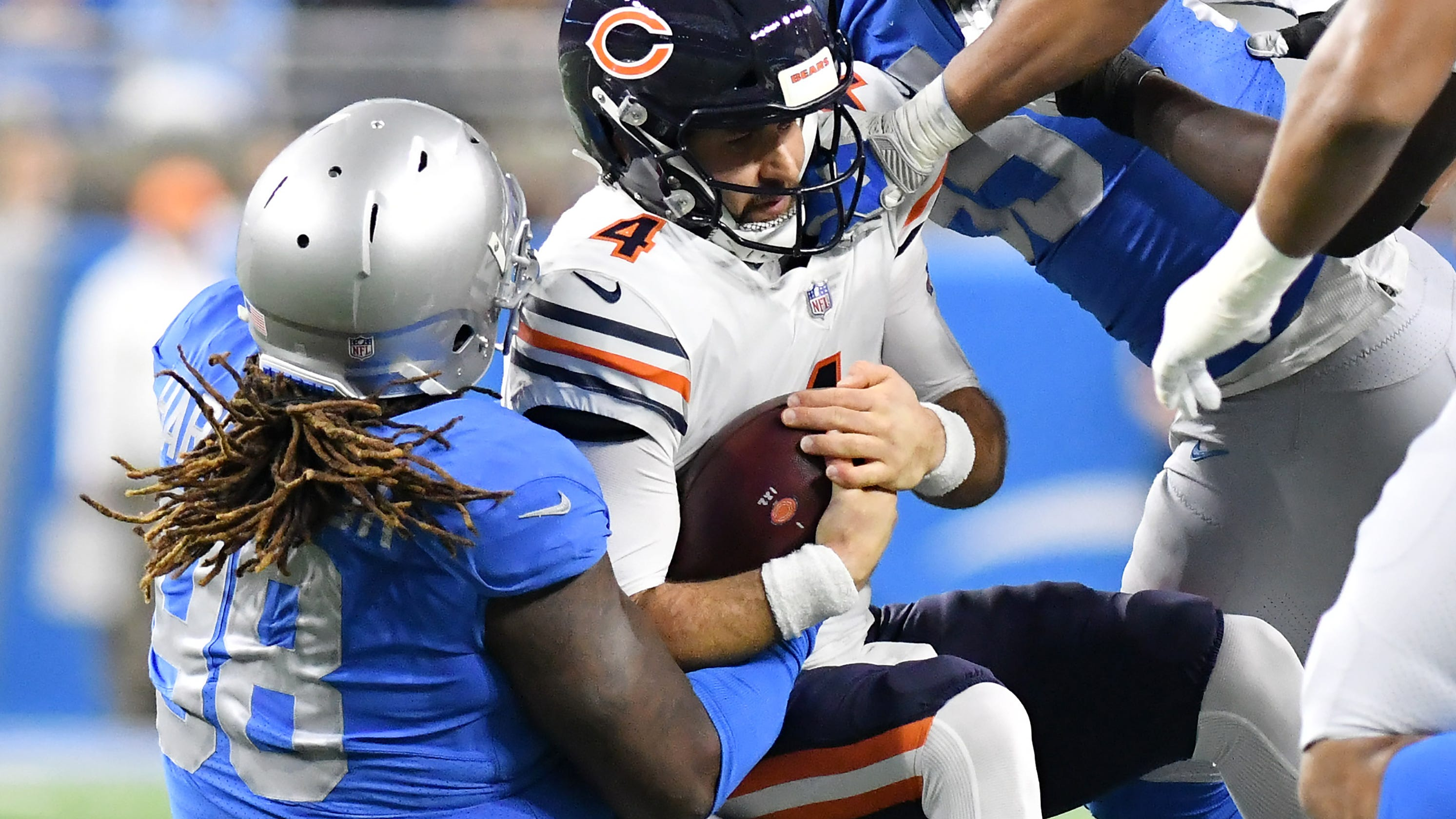 a9a7617f62b Detroit Lions mailbag: Don't make too much out of Darius Slay, Damon  Harrison missing OTAs