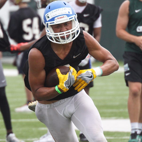 Trieu: 'Future is bright' for Michigan State receiver commit Ian Stewart